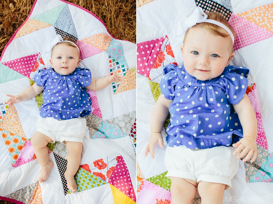 Megan Hartley Photography Orange County Family and Children's Photographer 6 month old photos 00008
