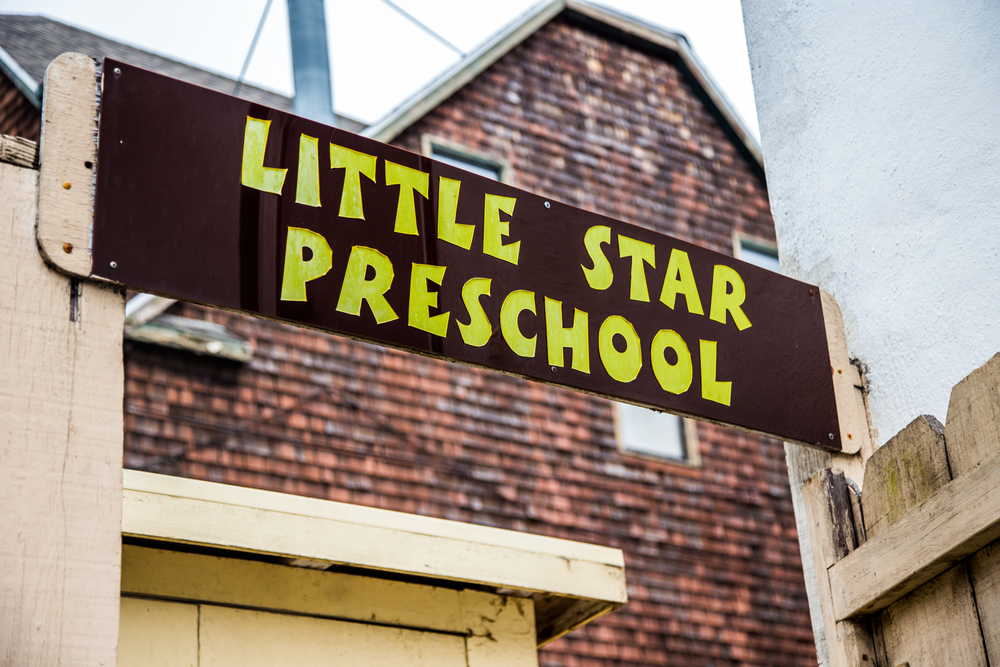 Little Star Preschool at 2540 Taraval Street is our original location and has been a local landmark in San Francisco's Outer Sunset neighborhood since 1984.