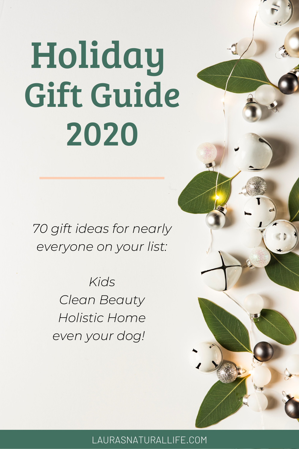 Holiday Gift Guide 2020 Clean Beauty Holistic Home Health Kids More Laura S Natural Life