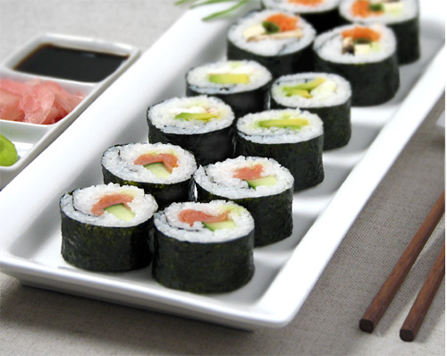 Assorted Maki (Small Roll)