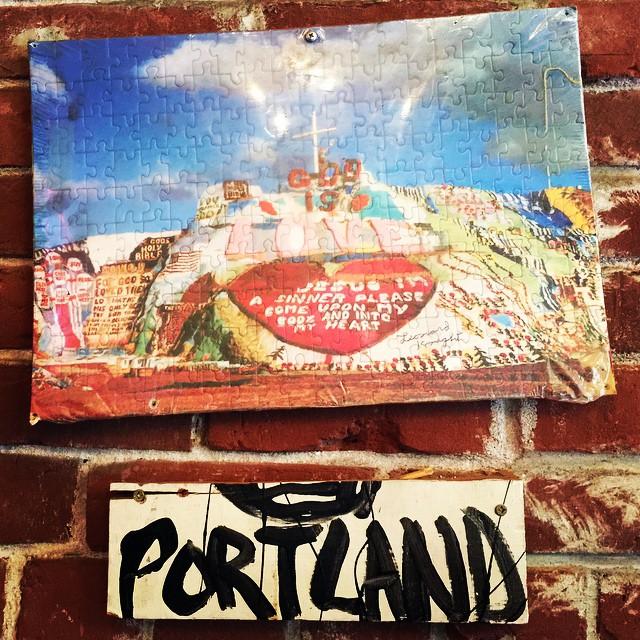 bright spots in Portland