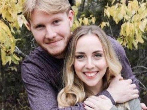 Drew & Andrea Larimore   Newlyweds from Texas  expected arrival: late June