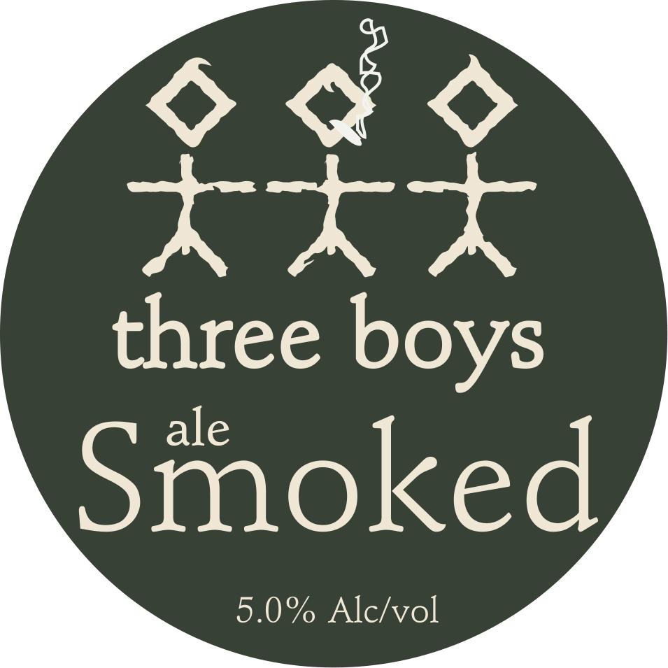 Smoked Ale - 5.0% ABV