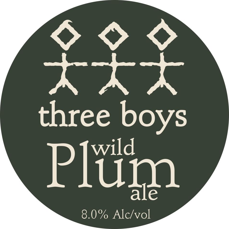 Wild Plum Ale - 8.0% ABV