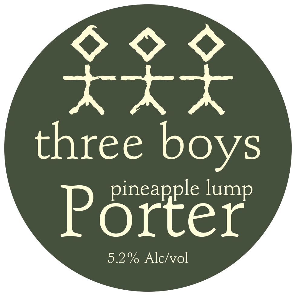 Pineapple Lump Porter - 5.2% ABV