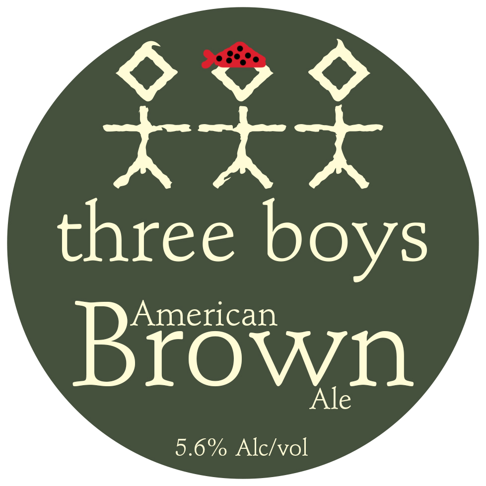 American Brown Ale - 5.6% ABV