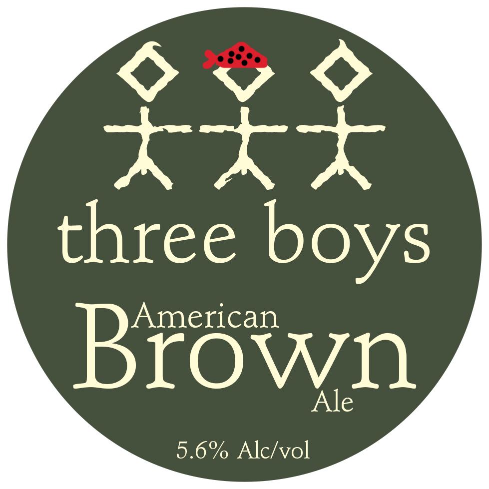 American Brown Ale - 5.6% ABV