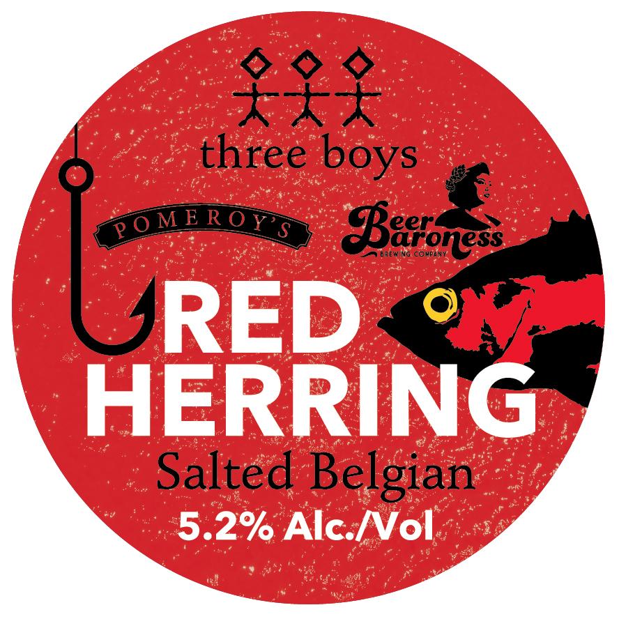 Red Herring - 5.2% ABV