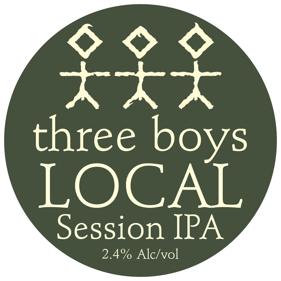 LOCAL Session IPA - 2.4% ABV