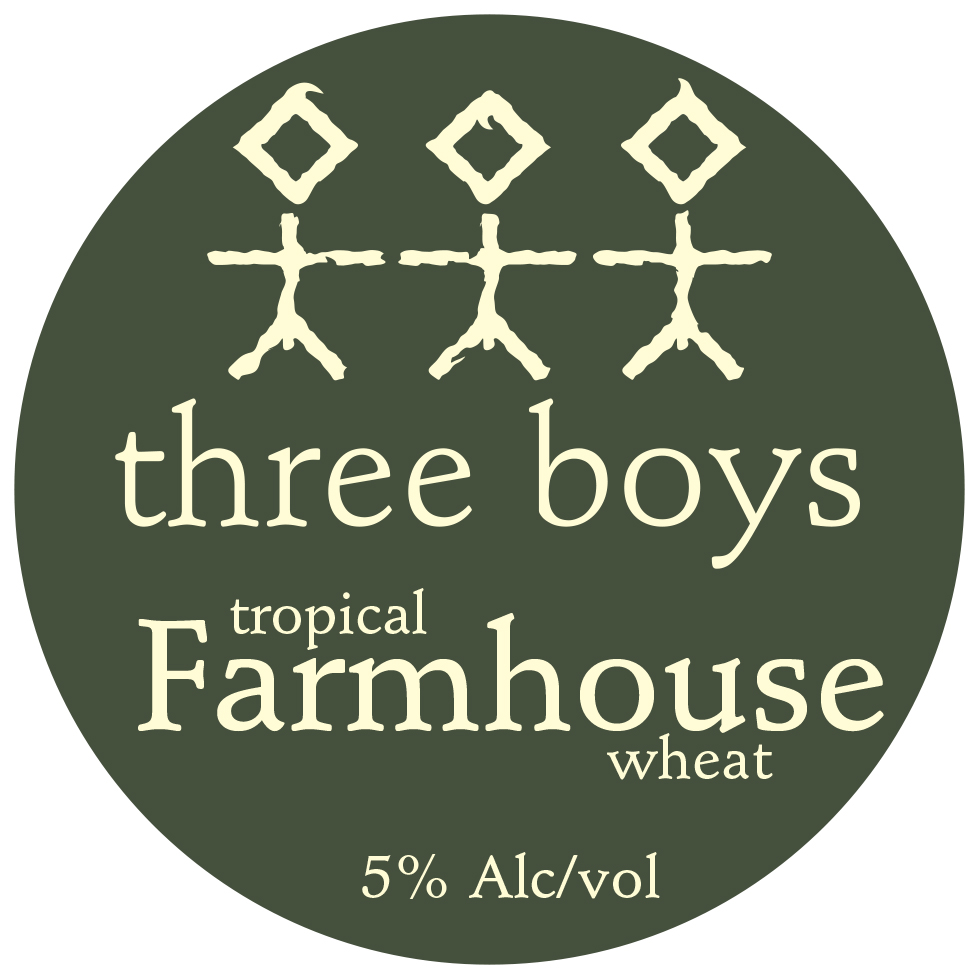 Tropical Farmhouse Wheat - 5% ABV