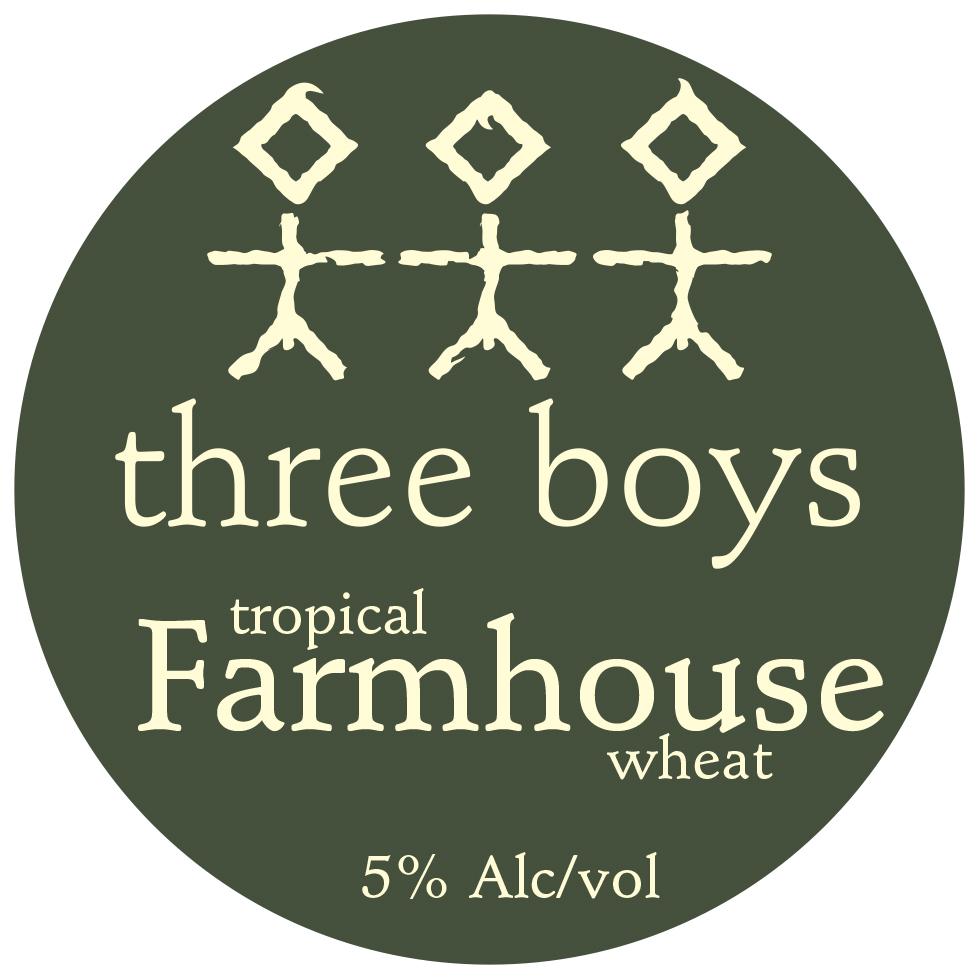 Tropical Farmhouse Wheat - 5% ABV
