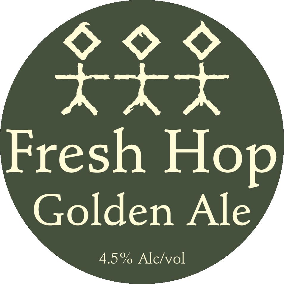 Fresh Hop Golden Ale - 4.5% ABV