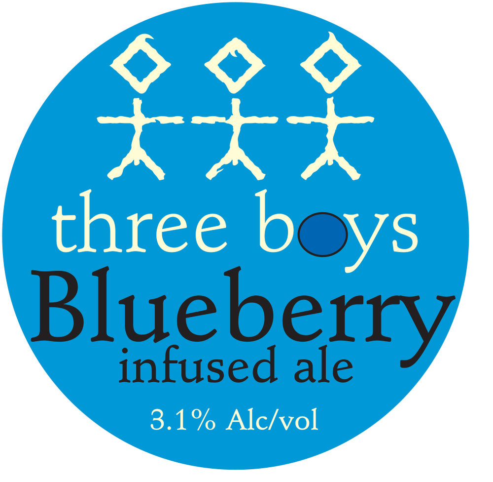 Blueberry Infused Ale - 3.1% ABV