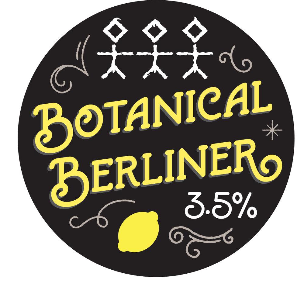 Botanical Berliner - 3.5% ABV