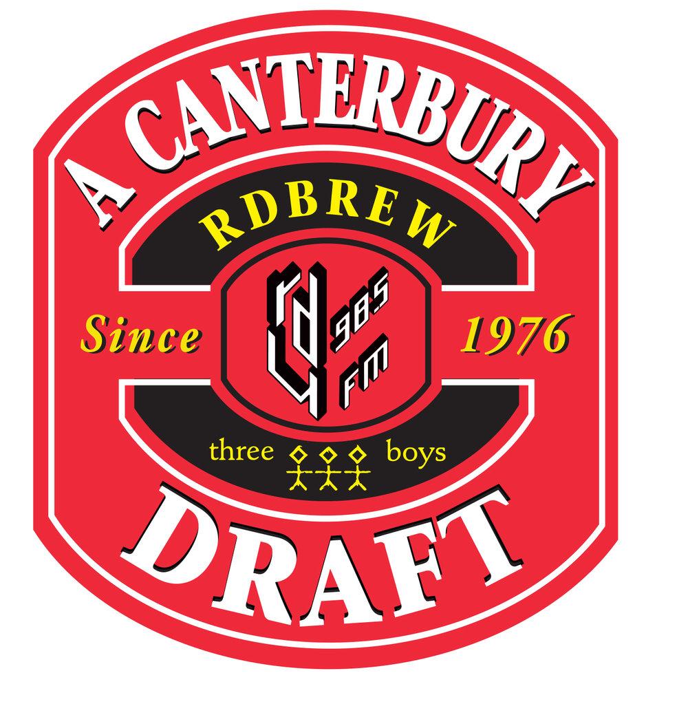 A Canterbury Draft - RDBrew - 4.5%ABV