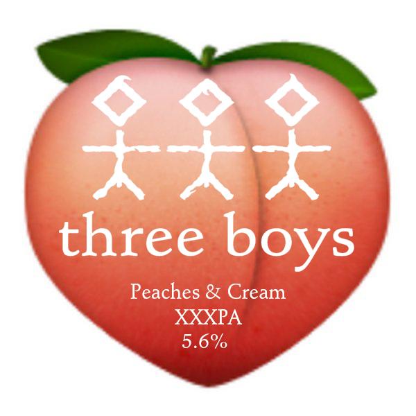 Peaches & Cream XXXPA 5.6% ABV