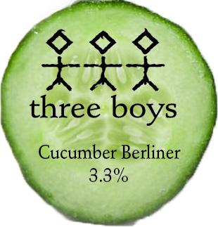 Cucumber Berliner - 3.3% ABV