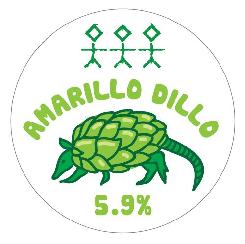 Amarillo Dillo - 5.9% ABV