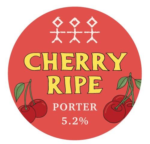 Cherry Ripe Porter - 5.2% ABV