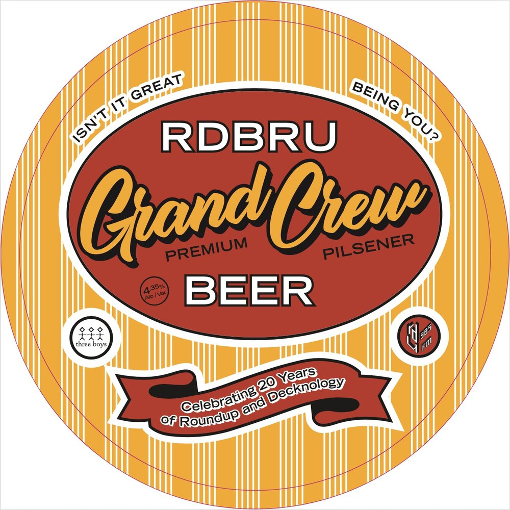 RDBRU Grand Crew - 4.35%