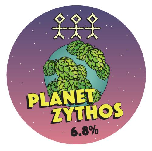 Planet Zythos - 6.8% ABV