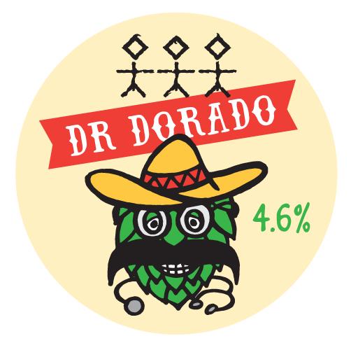 DR Dorado - 4.8%ABV