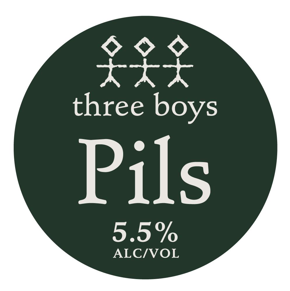 Pils - 5.5% ABV