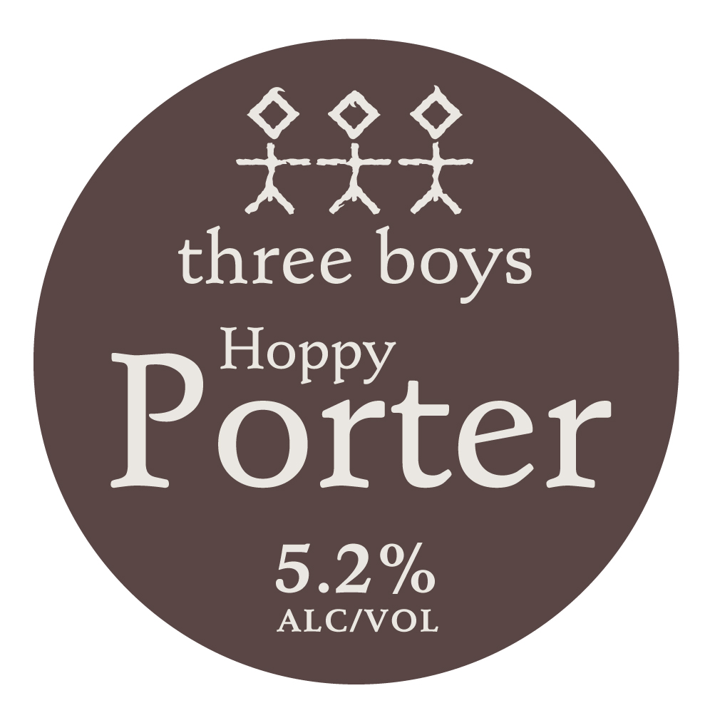 Hoppy Porter - 5.2% ABV