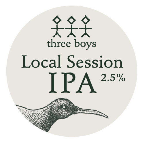 LOCAL Session IPA - 2.5% ABV