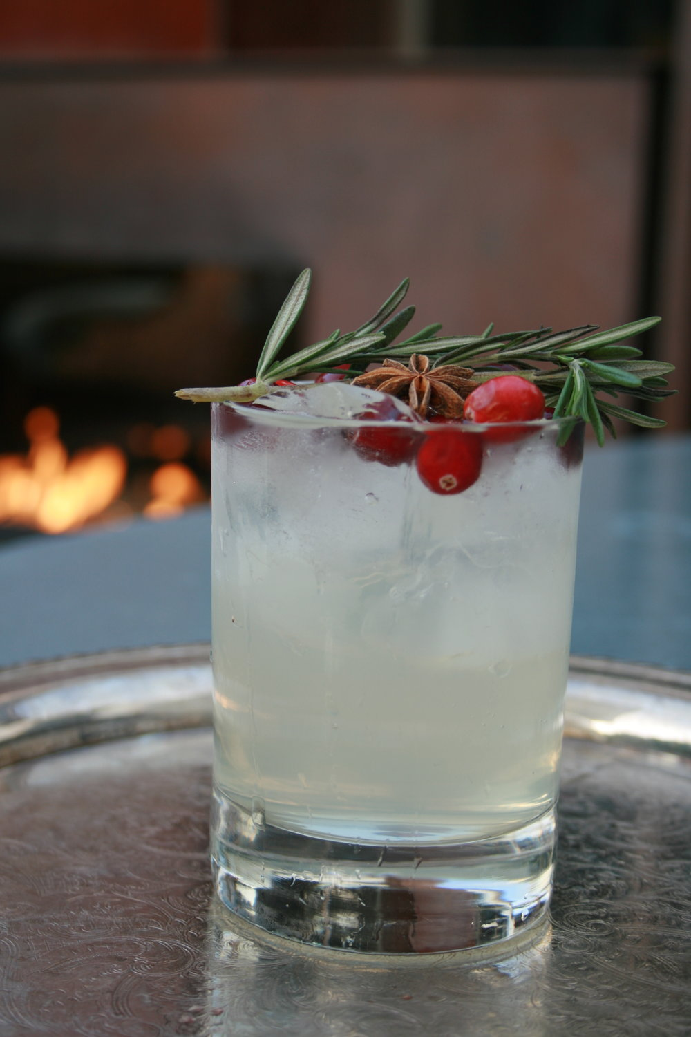 NEW RULE: WINTER MULE    Root Elixirs' ginger soda mixed with ice, vodka, and a few holiday worthy accouterments are all you need to wow at your next holiday soiree. You can also get one made to order at the bar at Granada Hotel and Bistro in downtown SLO.