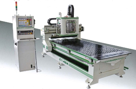 Baosen2: 1220x2500mm Machining bed
