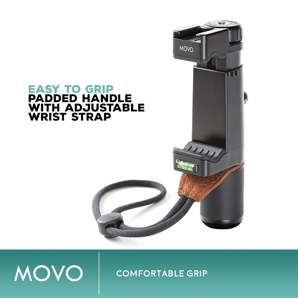 Movo PR-1 - A versital grip for your smartphone