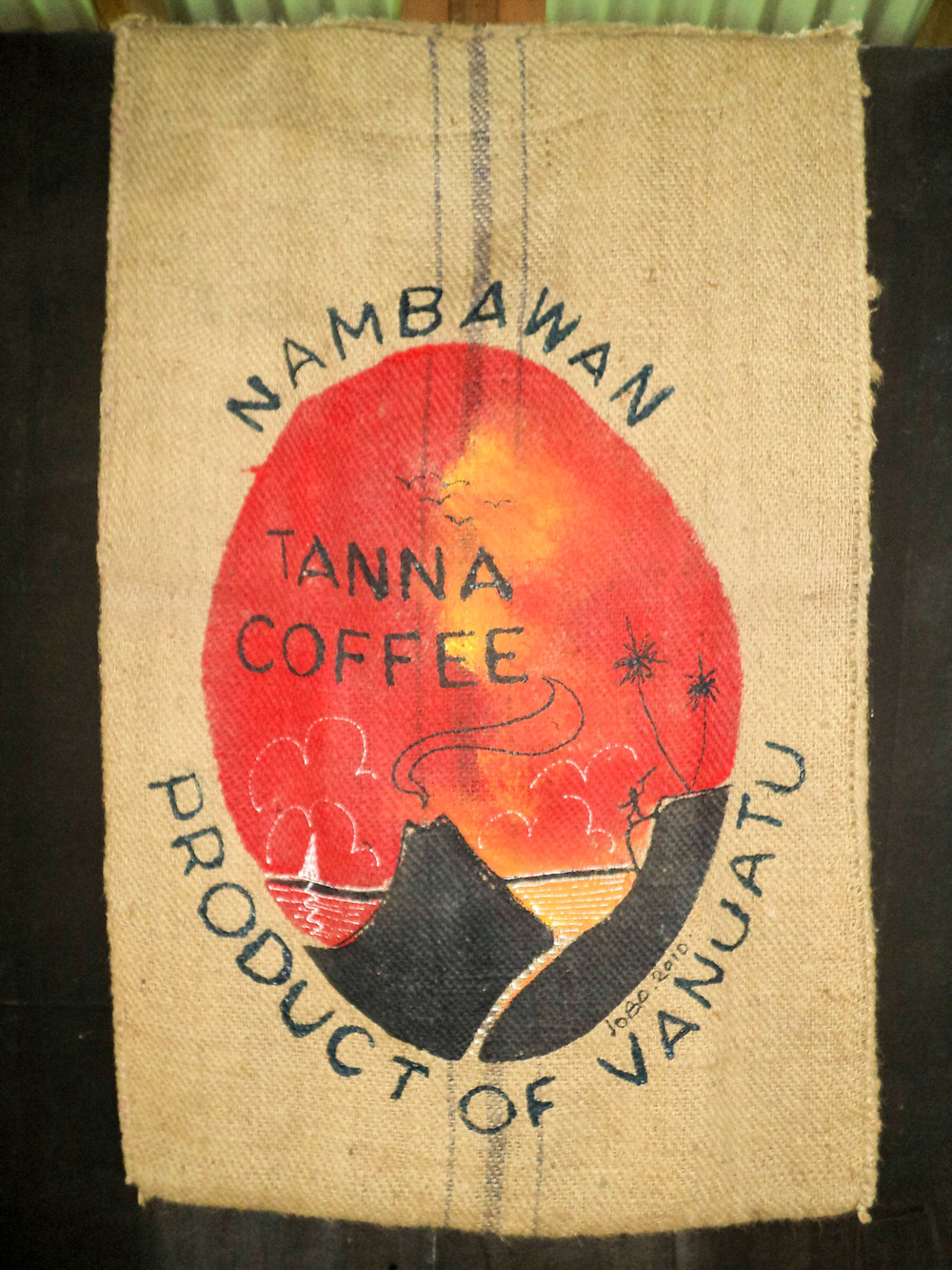 Local coffee producer.