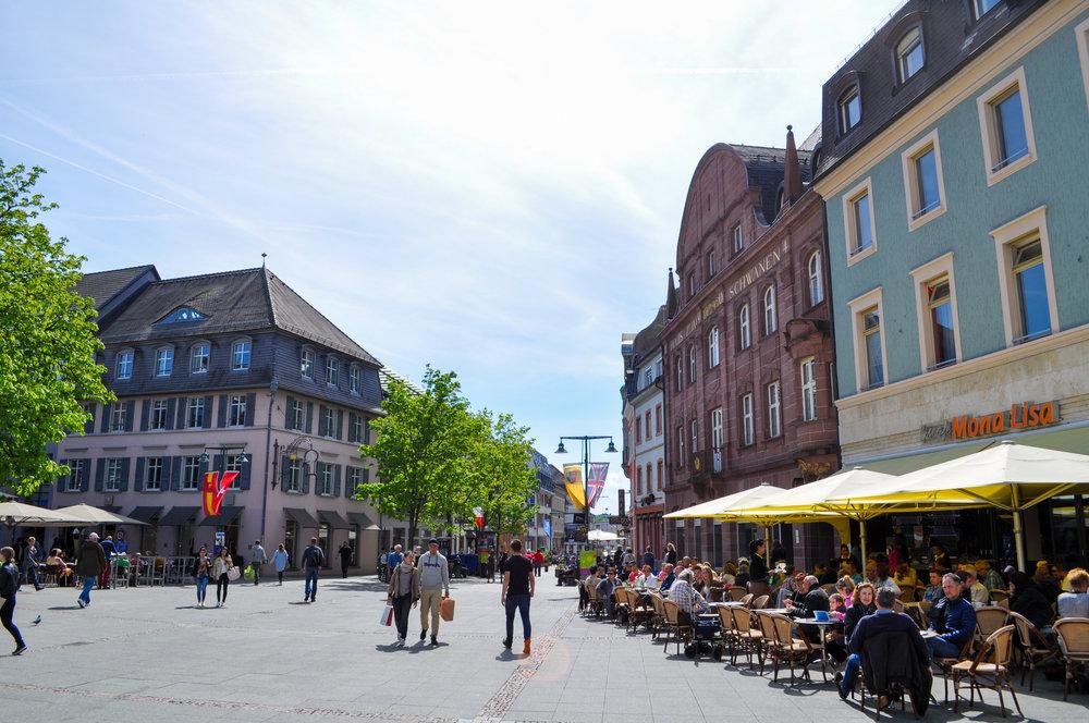Lorrach, Germany.