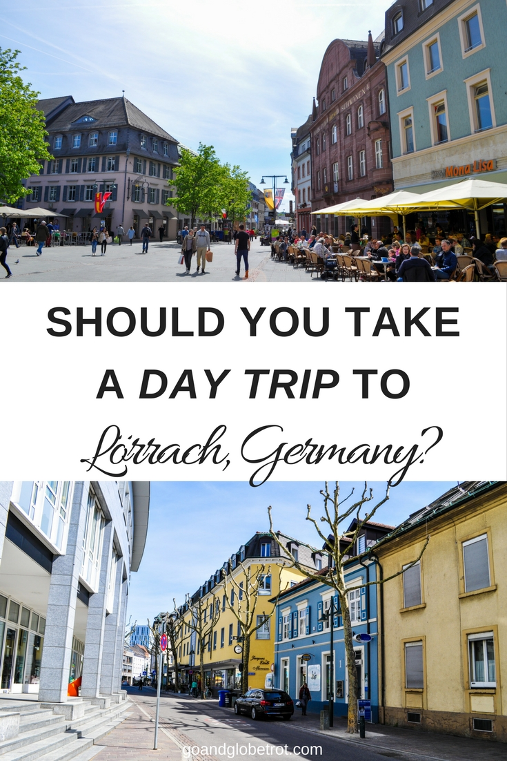 Should You Take A Day Trip from Basel, Switzerland to Lörrach, Germany? | goandglobetrot.com