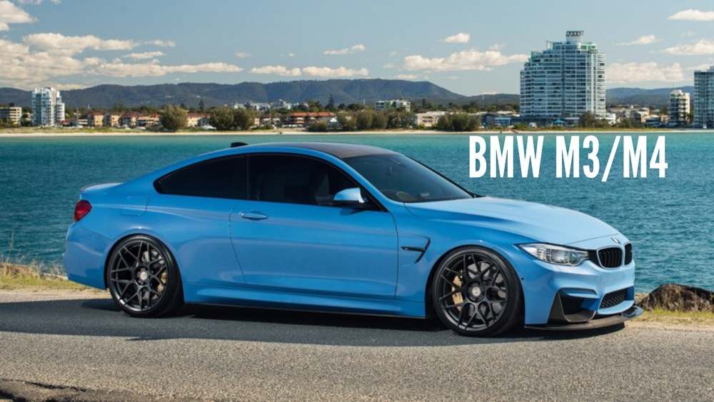 Click for BMW M3/M4 Exterior