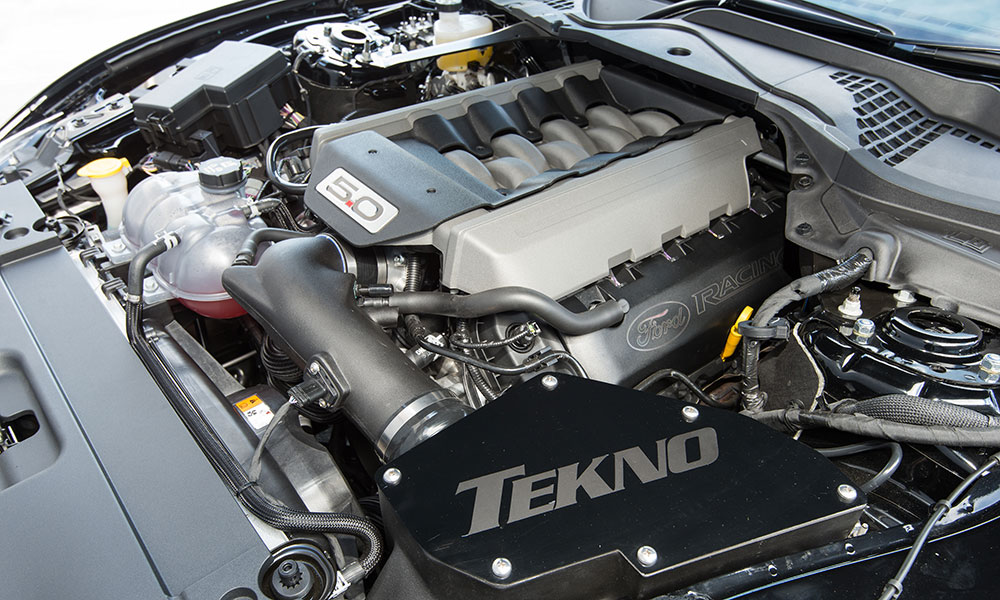 Supercharged Mustang by TEKNO Performance