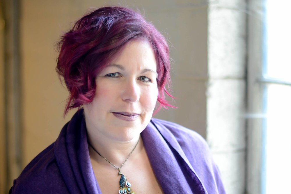 "Polly Tyo - admin assistant/salon coordinator.   Polly will take care of all your complaints, concerns, and booking needs. She comes on board as a former, favorite client of Missy's and is now our ""other arm"". Polly is originally from Buffalo but is now a Pittsburgher as well as a superstar momma to 2 amazing pitbull rescues."