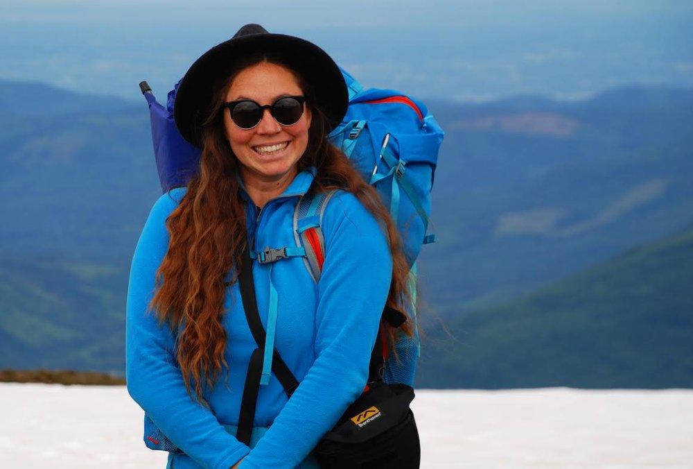 Girls Explorers Club Program Coordinator, Stormie Romero