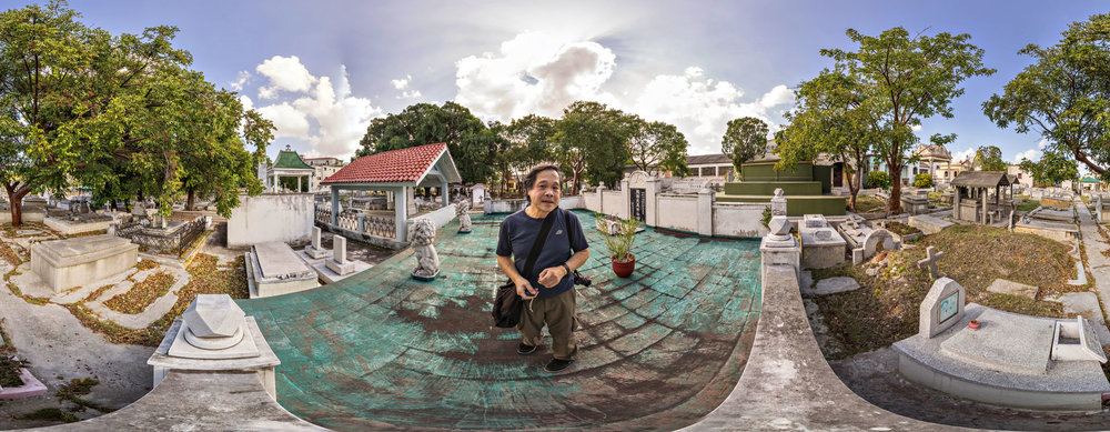 Jook Leung, Havana, Cuba