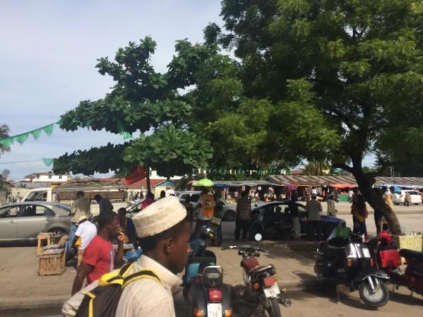 Stone Town Market