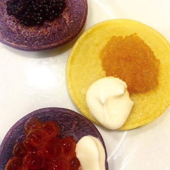 Caviar Trio Photo Credit: Steven Hall