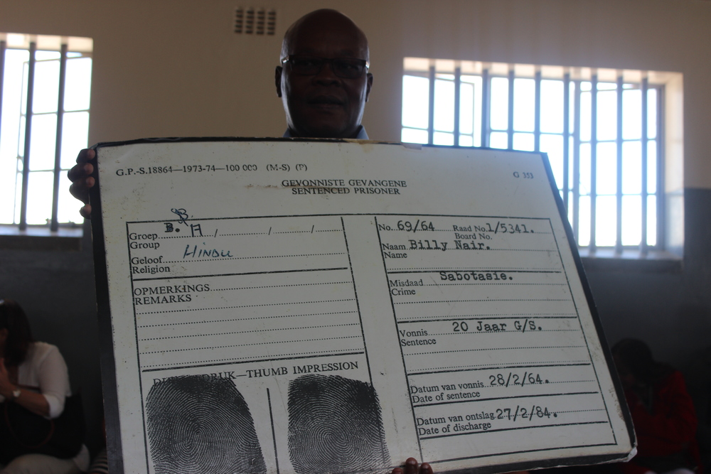 Prisoner ID