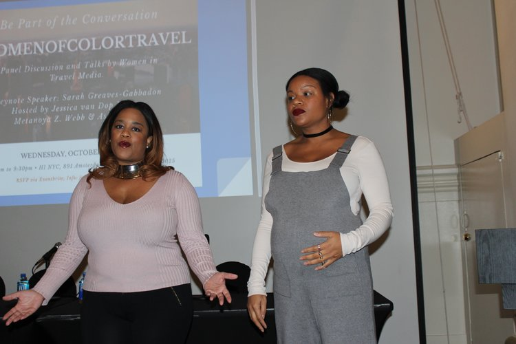 Hosting #WomenofColorTravel with Metanoya of Globetrotting Stiletto