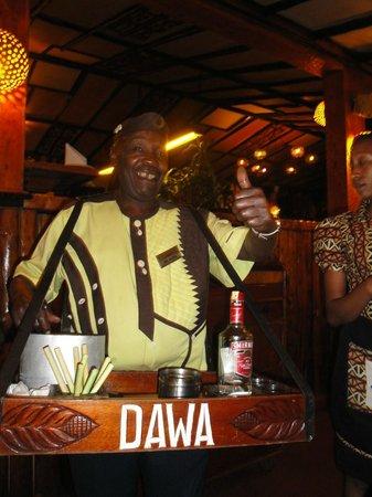 Dr. Dawa, Samson Kivelenge