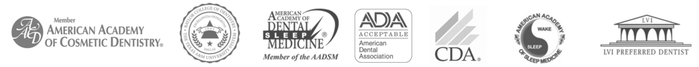Dr. Mark T. Weiser is certified by a number of trusted organizations for holistic health, sleep and cosmetic dentistry.