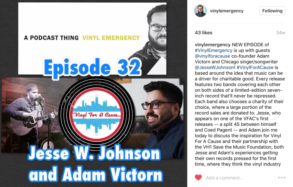 Vinyl Emergency Episode 32