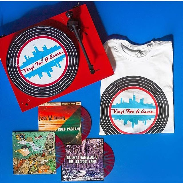 Head over to the @vinylmeplease IG account to enter into our giveaway!! What an honor it is to be noticed and recognized by such a fantastic company. You'll be entered to win some VFAC swag and copies of our first three releases! #promotinggood #vinylmeplease #vinylforacause #vh1savethemusicfoundation #VFAC #vfac001 #vfac002 #vfac003