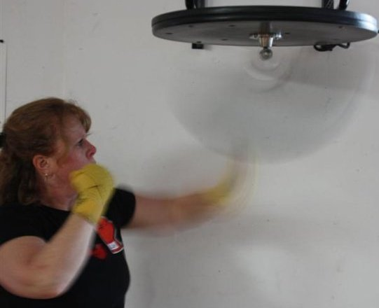 Laurie Gold: Owner and Trainer at Sweet Science Boxing Gym