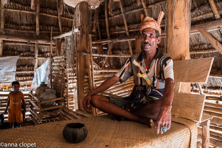 Sumba#Village chief#house#chief